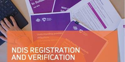 NDIS Registration 101 - Queanbeyan