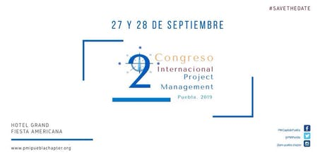2 DO CONGRESO INTERNACIONAL DE PROJECT MANAGEMENT tickets