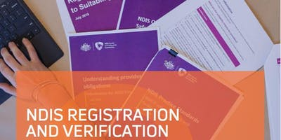 NDIS Registration 101 - Nowra