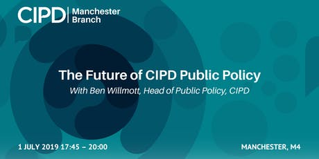CIPD Public Policy | Review & Outlook 2019 tickets