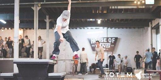 """Free """"Girls Only"""" Skateboarding Workshops"""