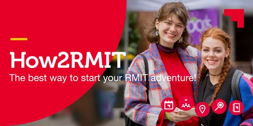 How2RMIT Induction Session (Family and Friends, Carlton)