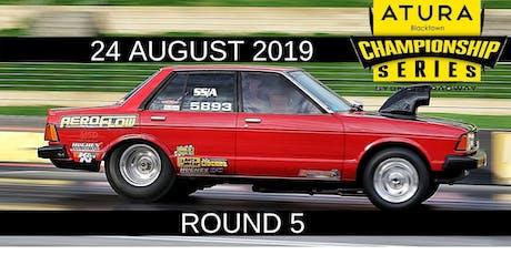 Round 5 - 2019 ATURA Blacktown NSW Championship Series tickets