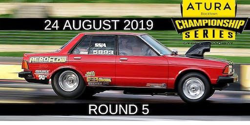 Round 5 - 2019 ATURA Blacktown NSW Championship Series