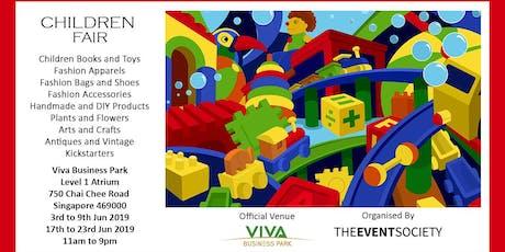 Celebrating all things children! - Children's Fair at Viva Business Park tickets