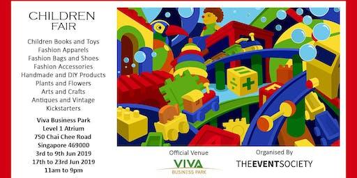 Celebrating all things children! - Children's Fair at Viva Business Park