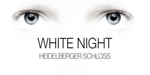 WHITE NIGHT PARTY & STREET FOOD @ HEIDELBERGER SCHLOSS