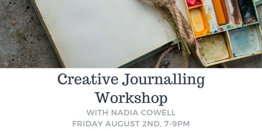 Creative Journalling Workshop
