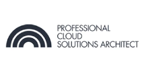 CCC-Professional Cloud Solutions Architect 3 Days Training in Chicago,IL tickets