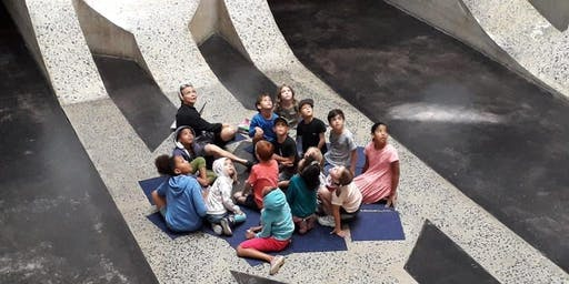 The Children's Tour- MOCAA Mapping The World!