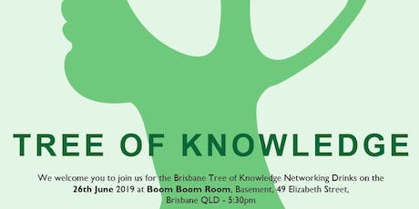Tree of Knowledge (TOK) Brisbane Networking Event - Winter Edition tickets