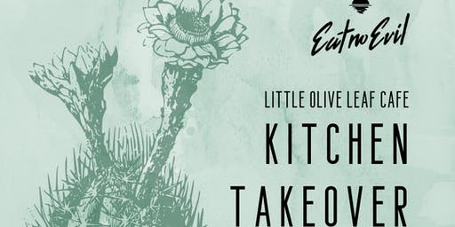 Eat No Evil Kitchen Takeover
