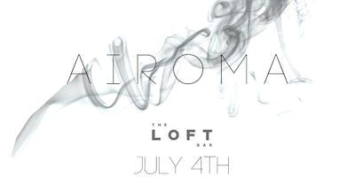 Airoma @ the loft Kelham Island