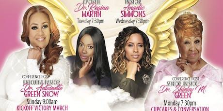 Free Gospel Deliverance Temple-29th Women's Edification Conference  tickets