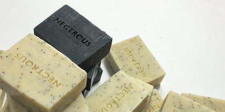 Nectrous x Lululemon Lab soap making workshop! tickets