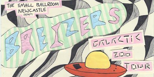 BREIZERS 'Galactic Zoo' Debut Album Tour at The Small Ballroom