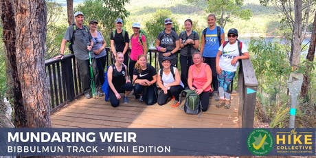 Bibbulmun Track MINI Edition 1 - Mundaring Weir to Hills Discovery Centre Return Hike tickets