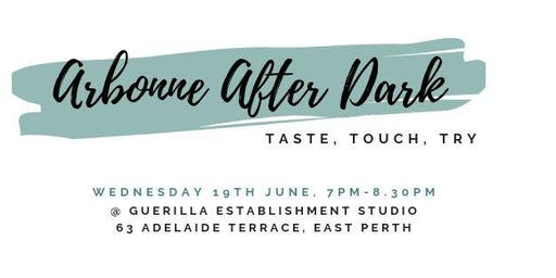 Arbonne After Dark Launch