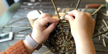 Weave a Willow Basket: Weekend Course tickets