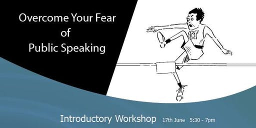 Overcome Your Fear of Public Speaking