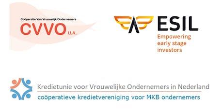 CVVO - Financiering van vrouwelijke ondernemers tickets