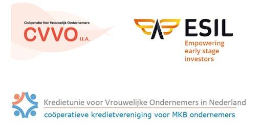 CVVO - Financiering van vrouwelijke ondernemers