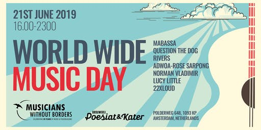 World Wide Music Day 2019