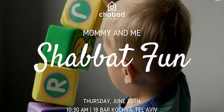 Mommy and Me Shabbat Fun tickets
