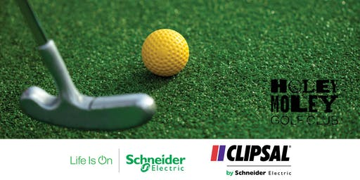 Holey Moley Afternoon with Clipsal/Schneider