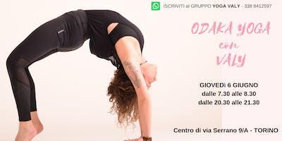 Odaka Yoga con Valy - Torino