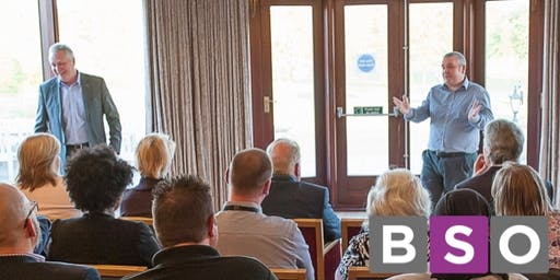 BSO Evening Event - Maximising your sales/marketing efforts