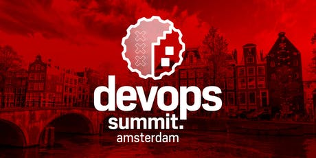 DevOps Summit Amsterdam 2019 tickets