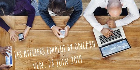 LES ATELIERS EMPLOI BY ONE#RH billets