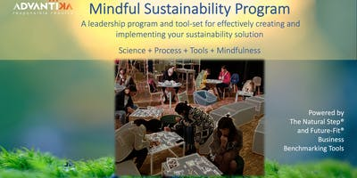 Mindful Sustainability Program - PART 2