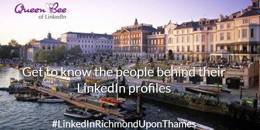 LinkedIn Richmond upon Thames │Business Lunch