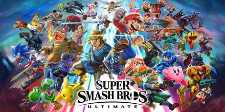 Super SmashBros Ultimate Tournament tickets