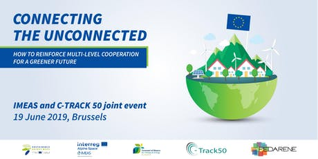 Connecting the Unconnected - IMEAS and C-Track 50 joint event tickets