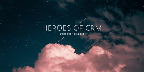 Heroes of CRM Conference 2020 tickets
