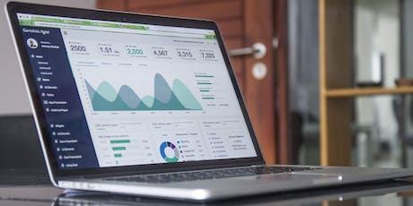 Launch into Data Analytics tickets