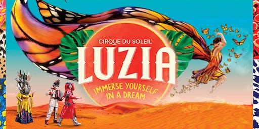 Cirque du Soleil in Hartford - LUZIA