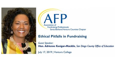 Ethical Pitfalls in Fundraising tickets