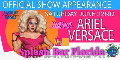 Pride Main Event with Ariel Versace