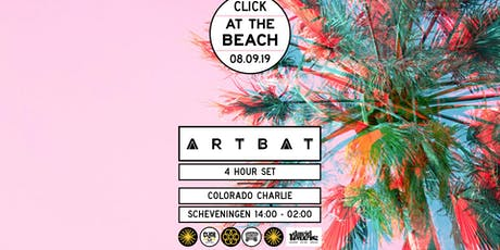 Click at the beach w/ Artbat 4hr set tickets