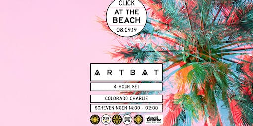 Click at the beach w/ Artbat 4hr set