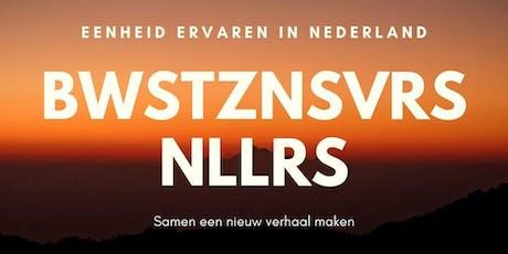 EENHEID ERVAREN IN NEDERLAND - samen een nieuw verhaal maken tickets