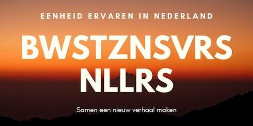 EENHEID ERVAREN IN NEDERLAND - samen een nieuw verhaal maken