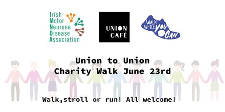 Union Café Mount Merrion to Beacon: Motor Neurone Disease Fundraiser Dublin tickets