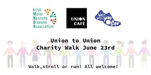 Union Café Mount Merrion to Beacon: Motor Neurone Disease Fundraiser Dublin