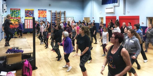 99 free Zumba classes in North Bristol - For ages 10-99 years