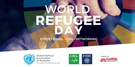 United Nations World Refugee Day 2019 tickets